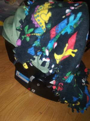 Dino fleece blanket for baby for Sale in South Gate, CA