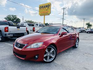 2011 Lexus is250 for Sale in Tampa, FL