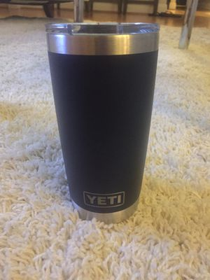Navy Blue Yeti Tumbler for Sale in Bethesda, MD