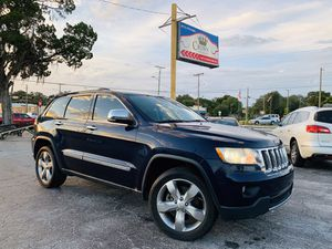 2013 Jeep Grand Cherokee Overland for Sale in Tampa, FL