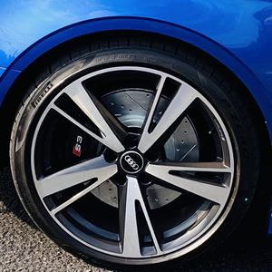 """19"""" Audi RS3 Black Optics Rims Only $900 for Sale in Brooklyn, NY"""
