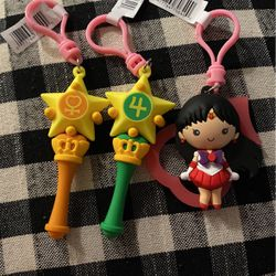 Sailor Moon 🌙 Keychain Figures for Sale in Winchester,  CA