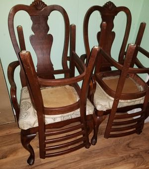 FREE Antique Dining room chairs for Sale in Oakland Park, FL