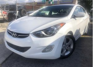 !2013 HYUNDAI ELANTRA! CLEAN CAR LOW MILES! TAKE IT HOME TODAY! for Sale in Fort Lauderdale, FL