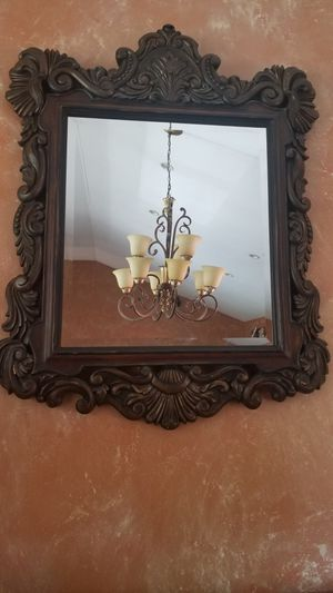 Antique wall mirror pick up only for Sale in Lindenhurst, NY