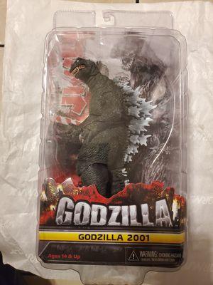 GODZILLA 2001 NECA for Sale in Los Angeles, CA