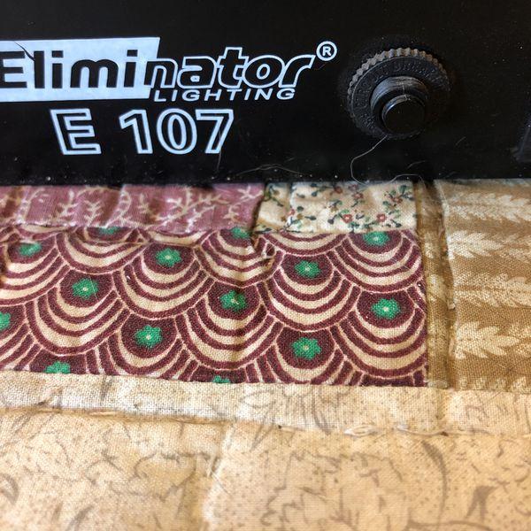 E107 illuminator light control bar