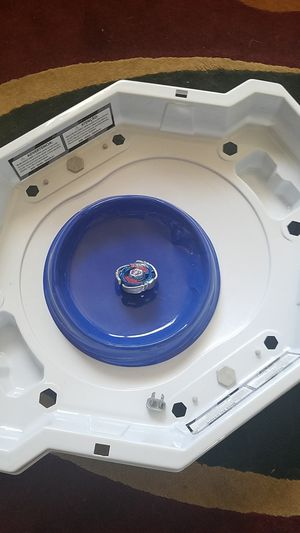 Beyblade with 2 stadiums for Sale in Santa Maria, CA