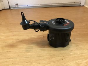 Battery operated pump for air mattresses for Sale in Union City, CA