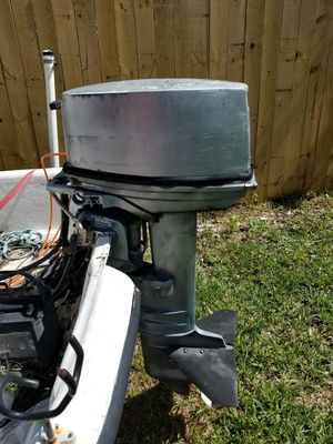 Outboard motor 25hp Yamaha for Sale in Miami, FL