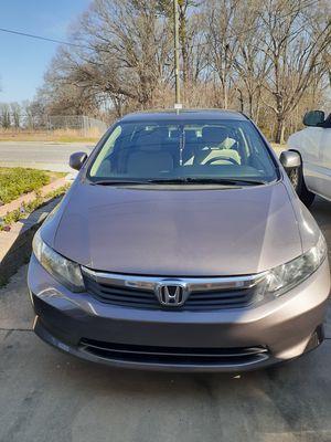 Honda Civic 2012 for Sale in Gastonia, NC