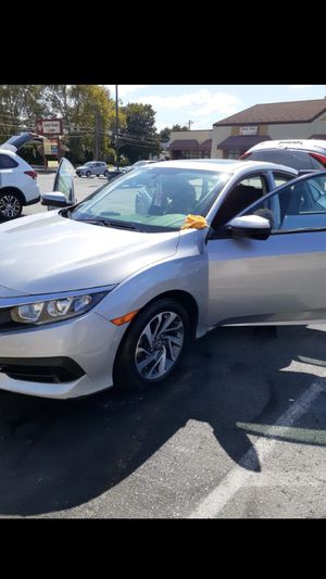 2016 Honda Civic new low miles for Sale in Clifton, NJ