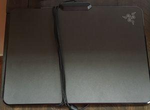 Razer Firefly mouse pad and razer deathadder elite for Sale in Biddeford, ME