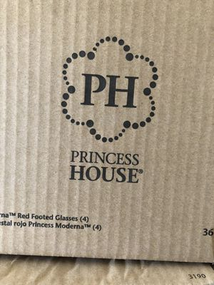 Princess House Items for Sale in Stockton, CA