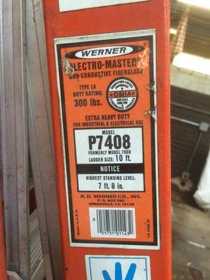 Werner Ladder for Sale in Chicago, IL