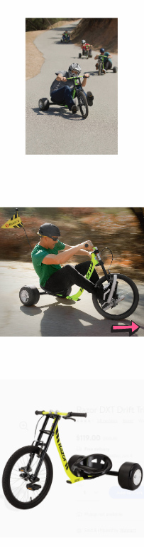 NEW Drift Trike Tricycle Drifting Ride Bike Children Riding Rear Wheel Steel Downhill Racing Circuits Road Track Competition Moto Scooter*↓READ↓* for Sale in Chula Vista, CA