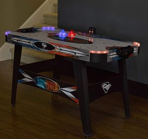 Fire & Ice Air hockey table ( it has lights ) for Sale in Anaheim, CA