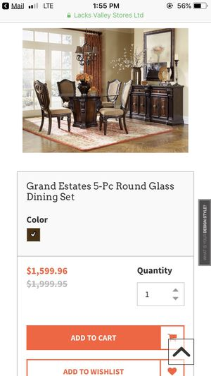 Five piece kitchen table for Sale in Mercedes, TX