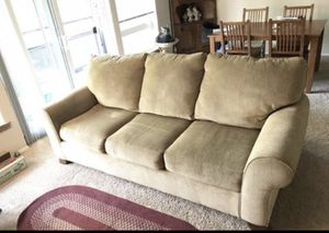 Beige Couch for Sale in Edmonds, WA