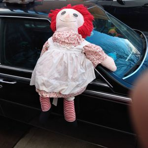 Antique Annabelle Doll for Sale in Harvey, IL