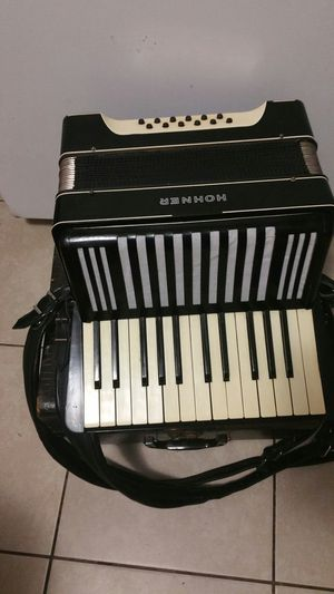 Hohner accordion for Sale in Third Lake, IL