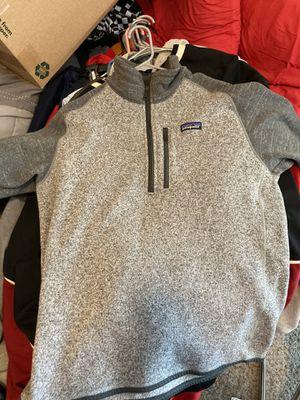 Patagonia Quarter Zip Jacket Size Large for Sale in Phoenix, AZ