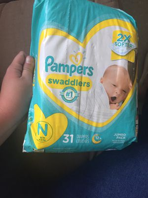 Pampers newborn for Sale in Homestead, FL