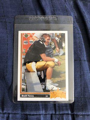 Brett favre rookie card for Sale in Culver City, CA
