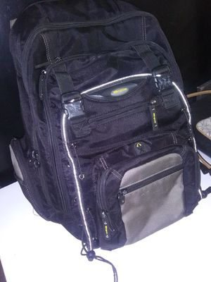 Targus heavy duty backpack with cushioned laptop storage space for Sale in Phoenix, AZ