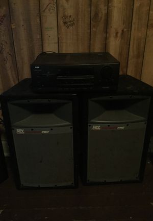 Mtx audio thunder pros 2 for Sale in Marion, OH