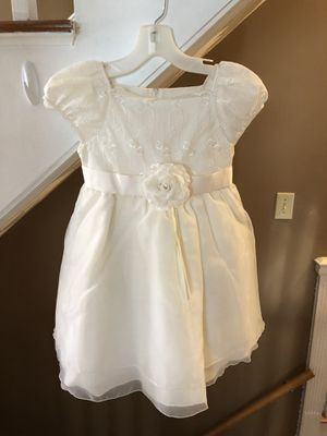 Ivory Flower Girl Dress for Sale in Milton, MA