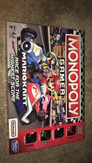 Mario Monopoly for Sale in Covina, CA