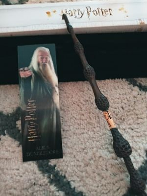 HARRY POTTER WAND. This is Dumbledore aand for Sale in Columbia, SC