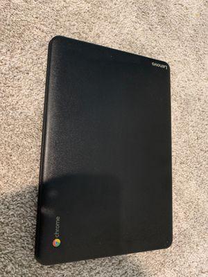 Black Lenovo touch chromebook for Sale in Greensboro, NC