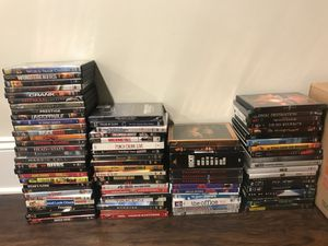 SMALL DVD COLLECTION for Sale in Sewickley, PA