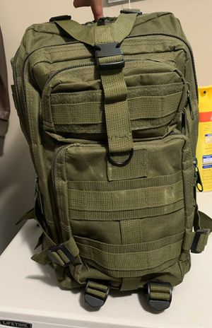 Military Backpack new! for Sale in West Jordan, UT