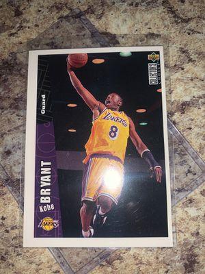 Kobe Bryant rookie card for Sale in San Antonio, TX