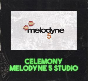 Celemony Melodyne 5 for Sale in East Millsboro, PA