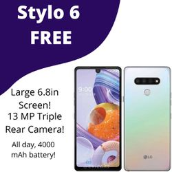 Stylo 6 FREE for Sale in Solon,  OH