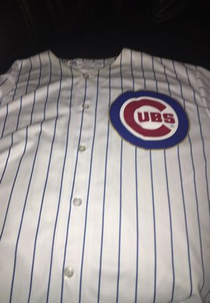 cubs world series jersey Javy Baez size 2XL for Sale in Chicago, IL