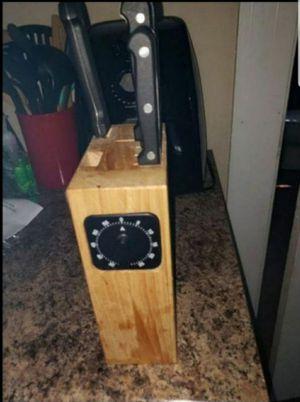Knife set for Sale in Lynn, MA