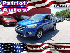 2017 Ford Escape for Sale in Baltimore, MD