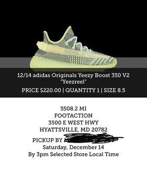 Yeezy Boost 350 V2 YEEZREEL for Sale in Washington, DC