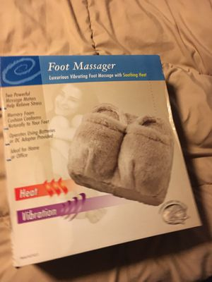 Foot Massager for Sale in TEMPLE TERR, FL