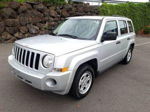 2008 Jeep Patriot for Sale in Tacoma, WA