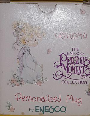 GRANDMA PRECIOUS MOMENTS CUP for Sale in North Port, FL