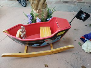 Rocking boat for Sale in Seal Beach, CA