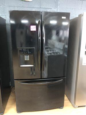 Kenmore black French door refrigerator for Sale in Woodbridge, VA