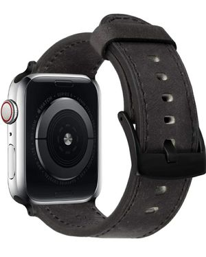 NO DELIVERY Genuine Leather Smart Watch Band 42/44mm for Sale in South Gate, CA