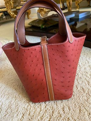 💯 % authentic Hermès picotin lock PM tote - Made in France for Sale in Arcadia, CA